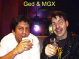 Ged and MGX